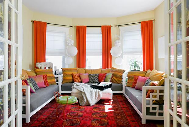 Μια πνοή bohemian style στο σαλόνι σας!