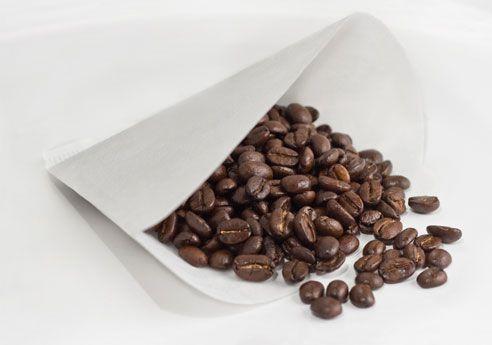 5 ασυνήθιστες χρήσεις για φίλτρα καφέ