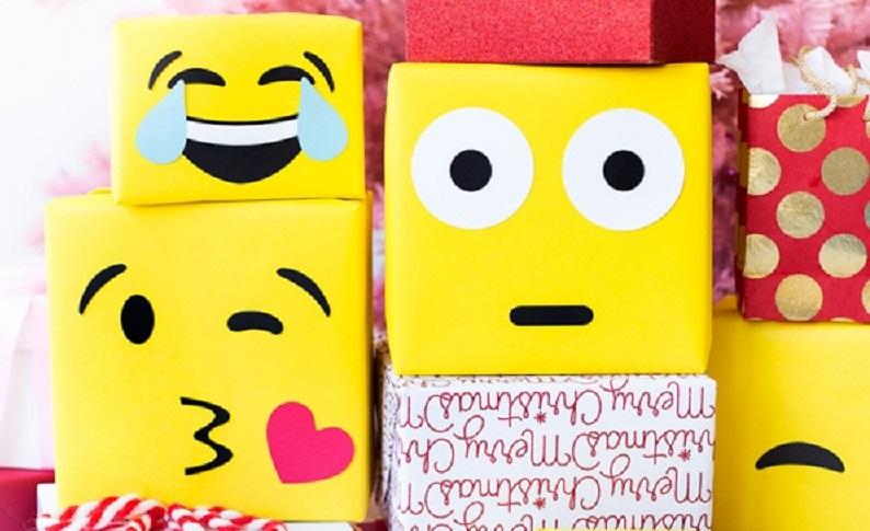 Καιρός για Emoji δώρα