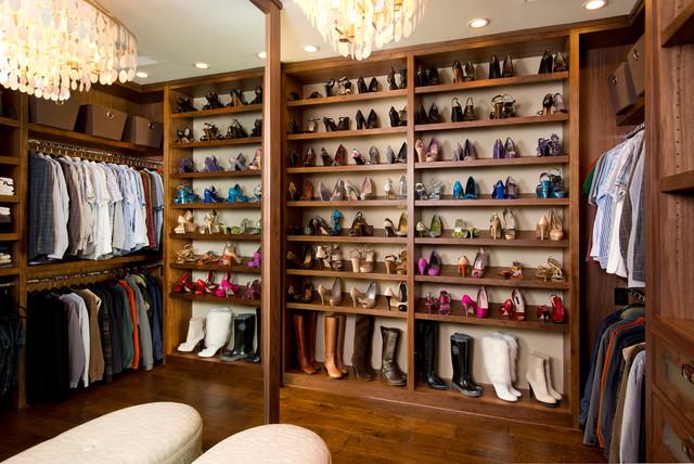 Ένα μέρος για τα παπούτσια μας!