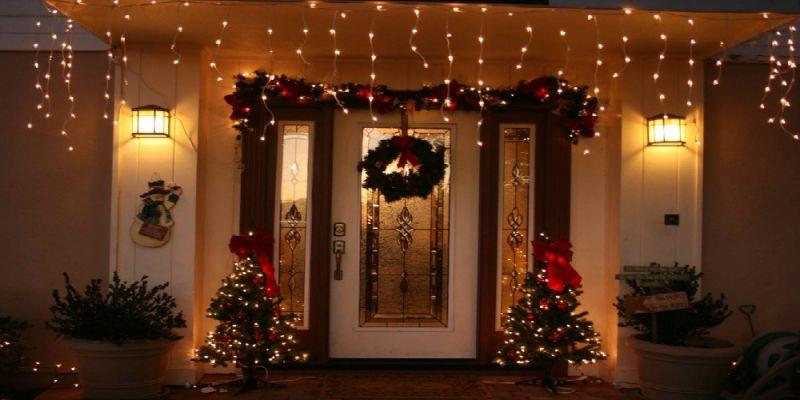 Στολίζουμε γιορτινά την εξώπορτα μας με τους κανόνες feng shui