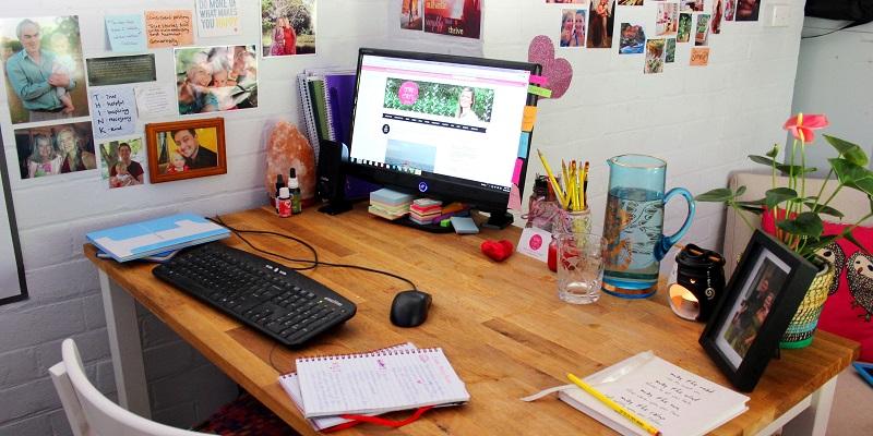 Feng Shui και εργασία…