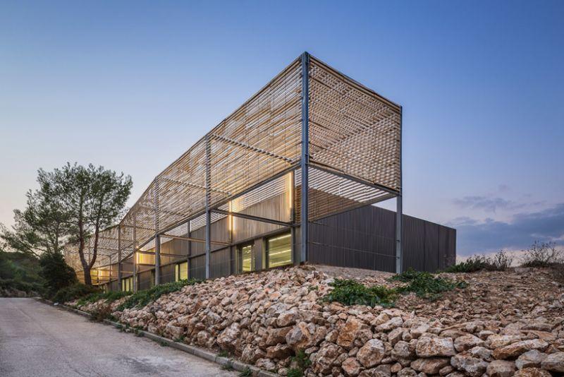 Η εθνική σχολή αρχιτεκτονικής στην Μασσαλία