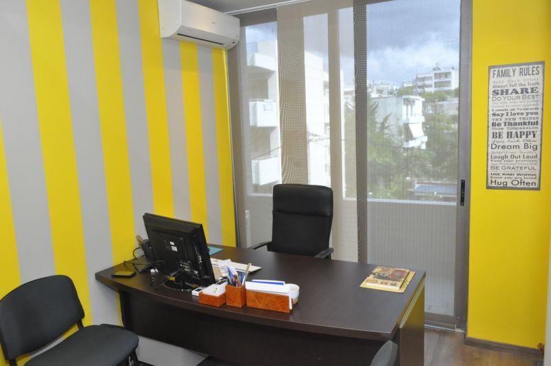 Ανακαίνιση γραφείου από την Re Space