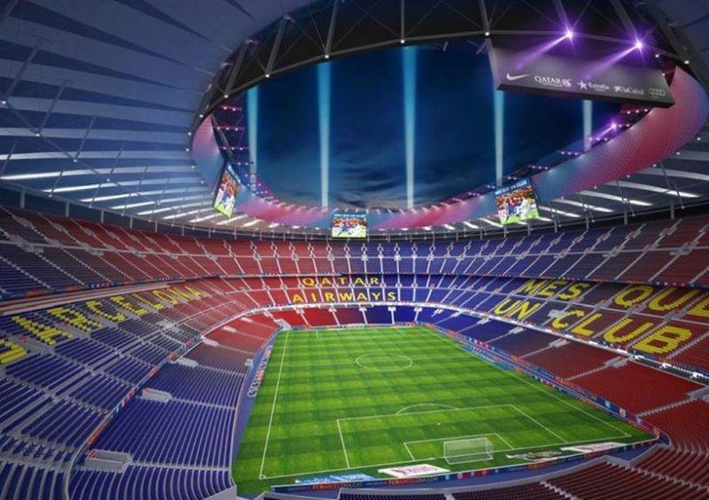 Η Βαρκελώνη... αλλάζει