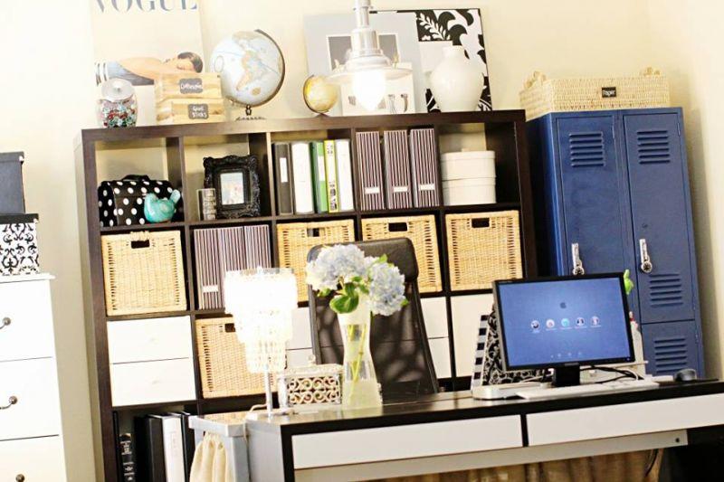 Ένας όμορφος χώρος γραφείου???