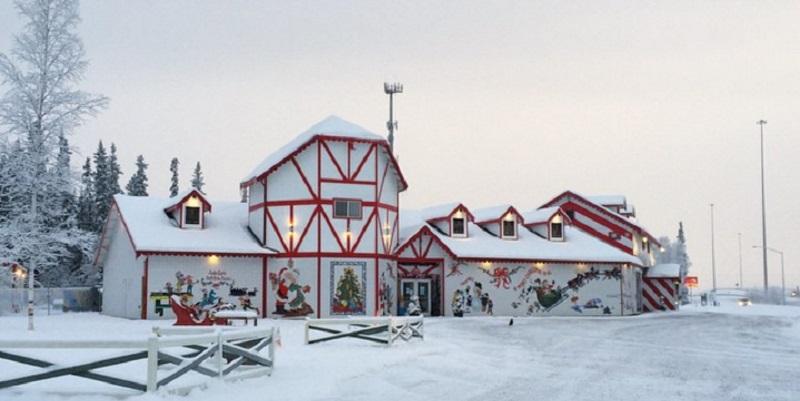 Santa΄s House