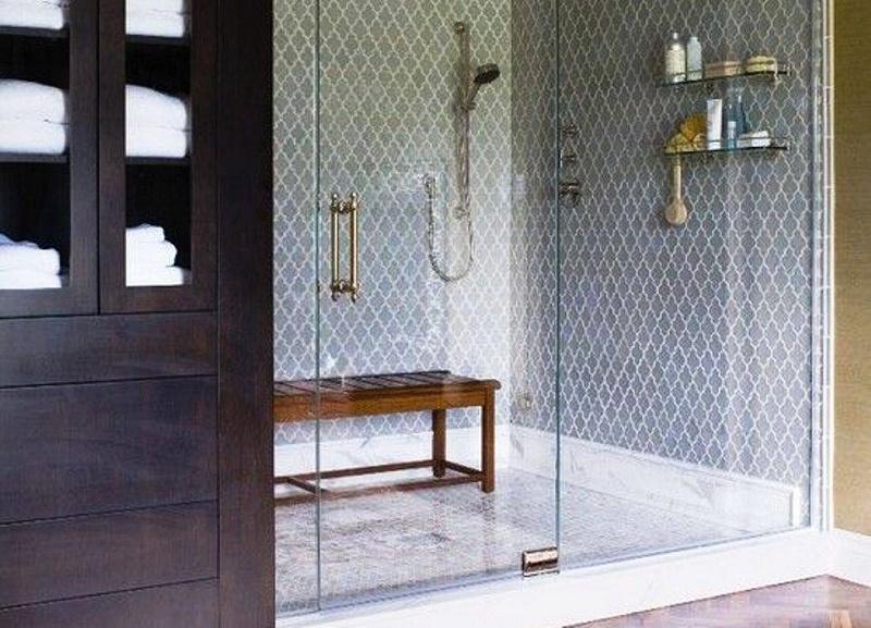 Η ντουζιέρα είναι πιο χρήσιμη από μια μπανιέρα