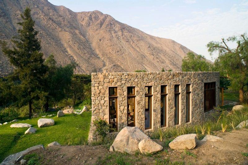 Η πέτρα συνάντησε την πανίδα στο Περού