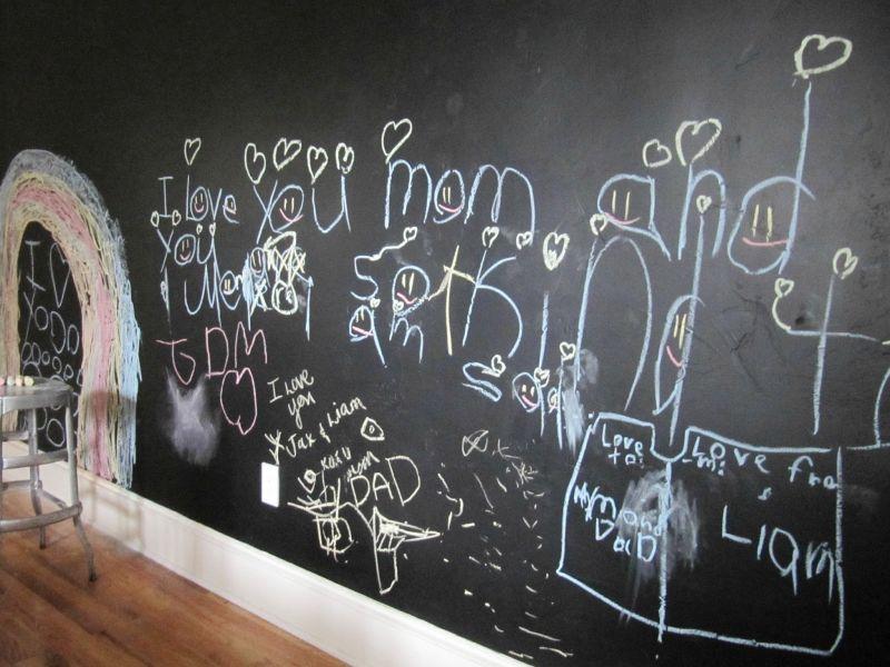 Θέλει το παιδί να ζωγραφίζει τους τοίχους; Βοήθησέ το…