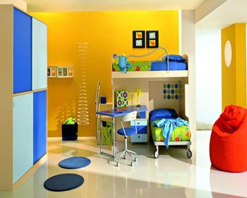Εσωτερικοί χώροι για παιδικά υπνοδωμάτια!