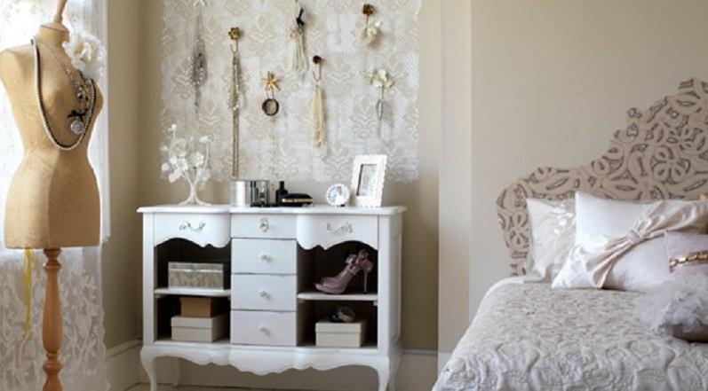 Δημιουργήστε ένα υπνοδωμάτιο σε vintage στυλ!
