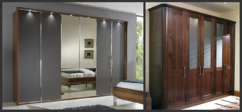 Πρακτικές ντουλάπες για την κρεβατοκάμαρά σας!