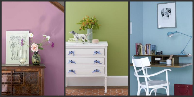 Πώς το χρώμα του δωματίου, επηρεάζει τη διάθεσή μας!