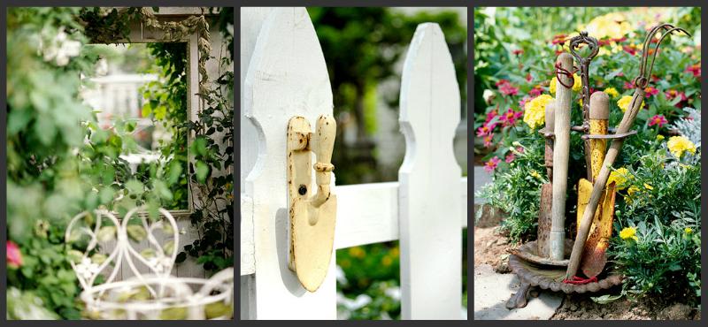 Εντυπωσιακές ιδέες για να διακοσμήσετε τον κήπο σας!