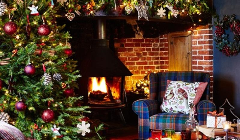 Στολίστε με Χριστουγεννιάτικη ατμόσφαιρα το σπίτι σας!