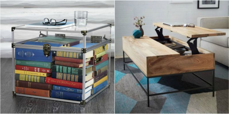 Coffee tables for saving...