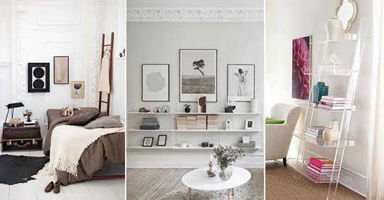 Μικροί χώροι - Μεγάλα δωμάτια;