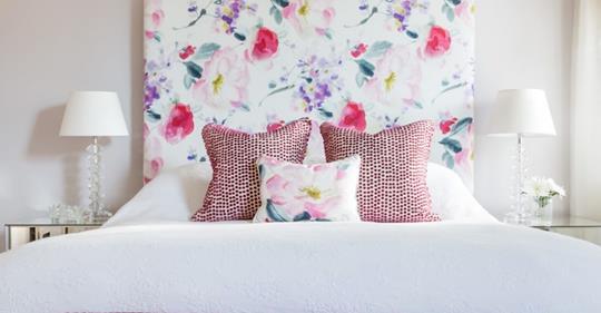Το floral στην διακόσμηση!