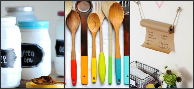 Αντικείμενα για την κουζίνας σας με άποψη και στυλ!
