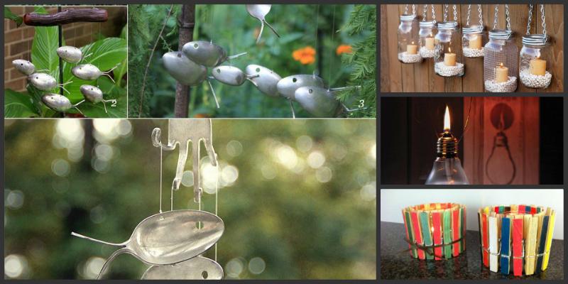 DIY δημιουργίες για το σπίτι!
