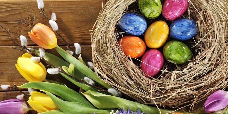 Πως θα διακοσμήσουμε με θετική ενέργεια το σπίτι μας,για το Πάσχα!