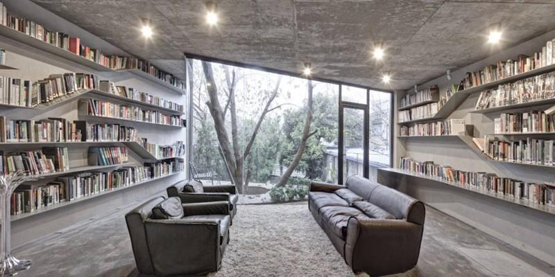Βιβλιοθήκη...τοποθετήστε τη σωστά με βάση την θετική ενέργεια του Feng Shui!