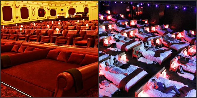 Τα κρεβάτια σας στο Cinema!