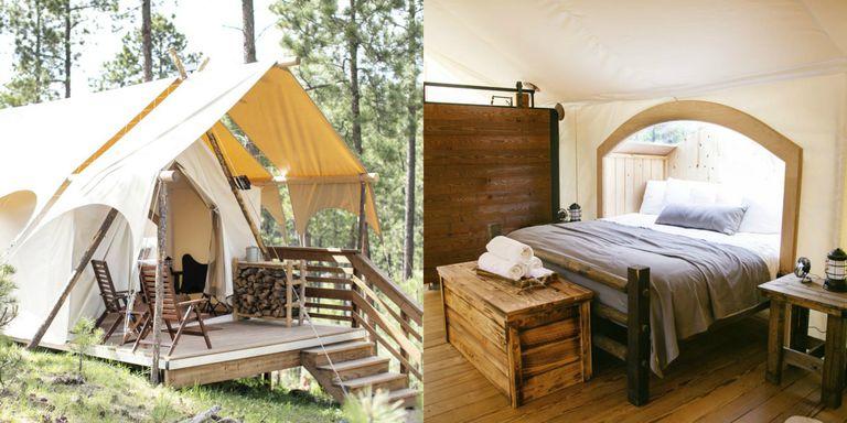 Glamping camping στη Φύση!