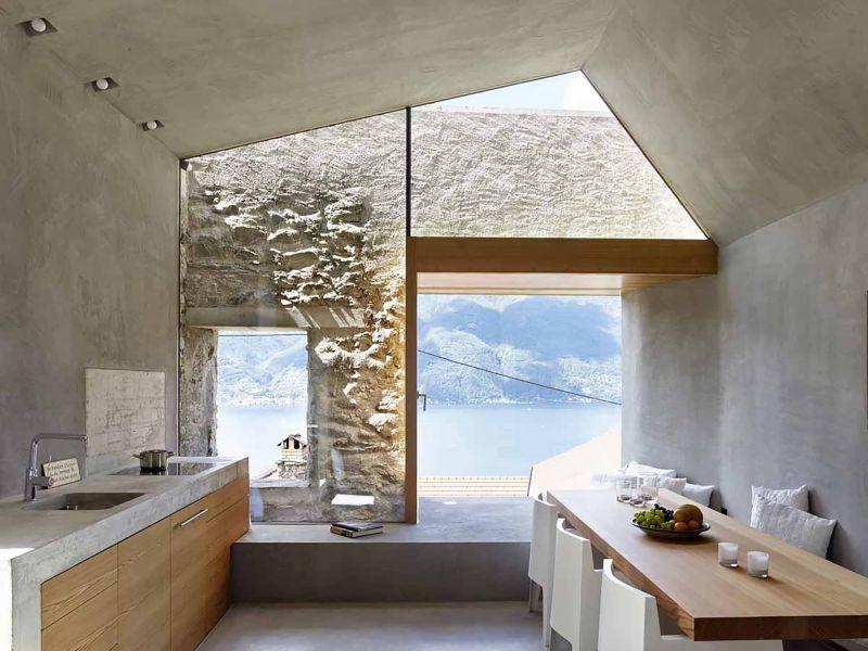 Mεταλλαγή σπιτιού στο Σκαϊάνο της Ελβετίας