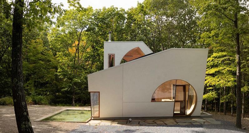 """Το """"ex of in house"""" από τον Steven Holl Architects!"""