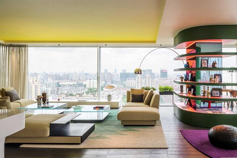 Ένα ενεργειακό διαμέρισμα στη Σαγκάη!