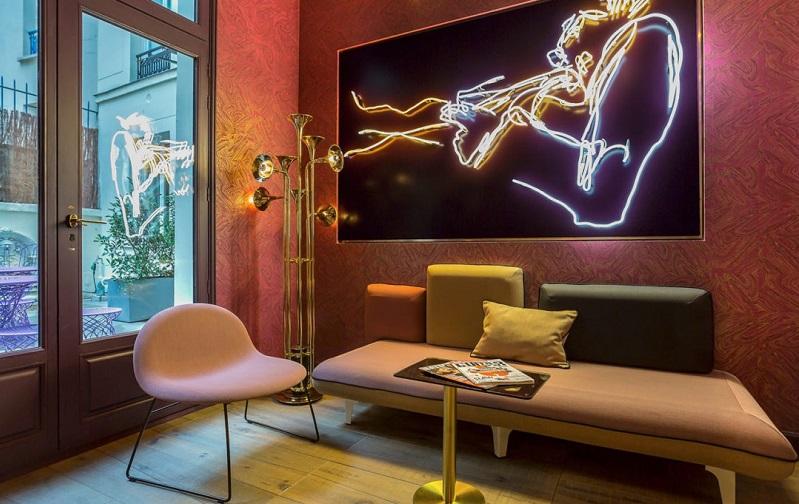 Το μουσικό ξενοδοχείο στο Παρίσι!