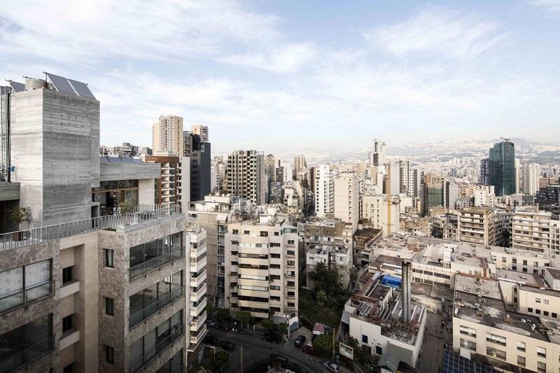Με πανοραμική θέα τη Βηρυτό!