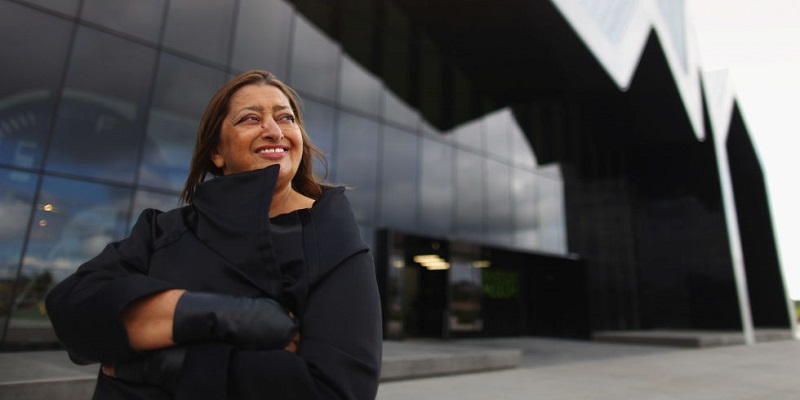 Zaha Hadid η ιδιαίτερη φυσιογνωμία της αρχιτεκτονικής!