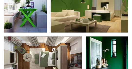 Green apartment design!