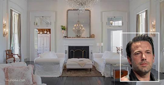 Πωλείται η εξοχική κατοικία του Ben Affleck!