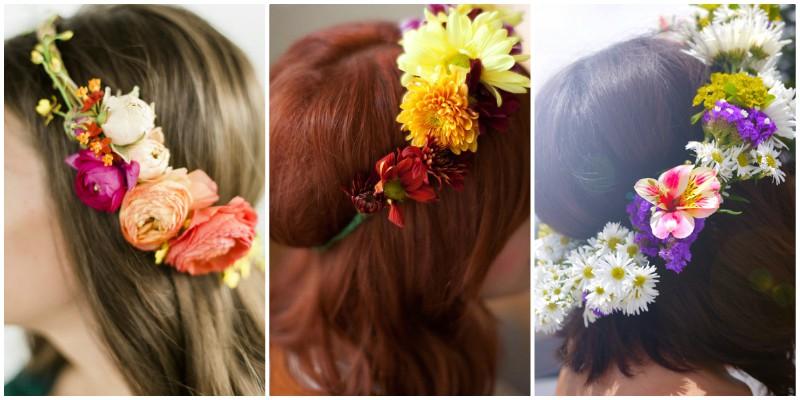Στυλ και ομορφιά... με φυσικά άνθη!