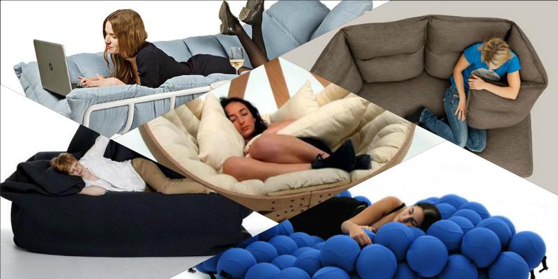 Ξεκουράσου στον καναπέ των... ονείρων σου!