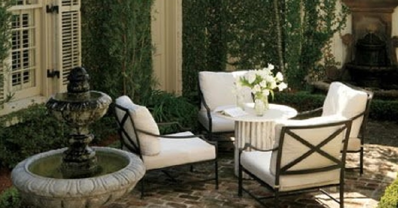 Μετατρέψτε το μικρό υπαίθριο χώρο σας σε κήπο!