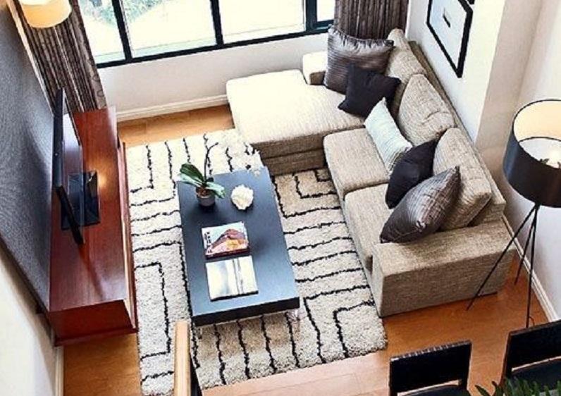 Έξυπνες ιδέες για μικρά σαλόνια!