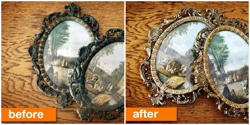 Φυσικοί τρόποι για να καθαρίσετε τα παλιά σας αντικείμενα από ορείχαλκο!