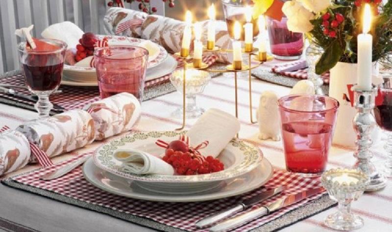 Βάλτε φαντασία ... για το Χριστουγεννιάτικο τραπέζι!